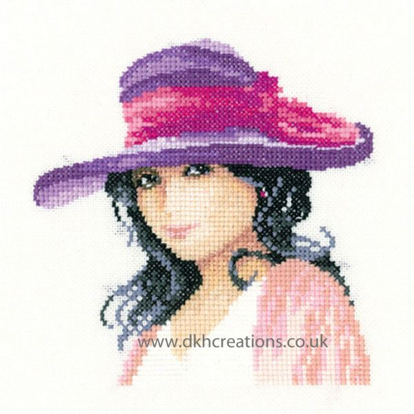 Jessica Miniature Cross Stitch Kit